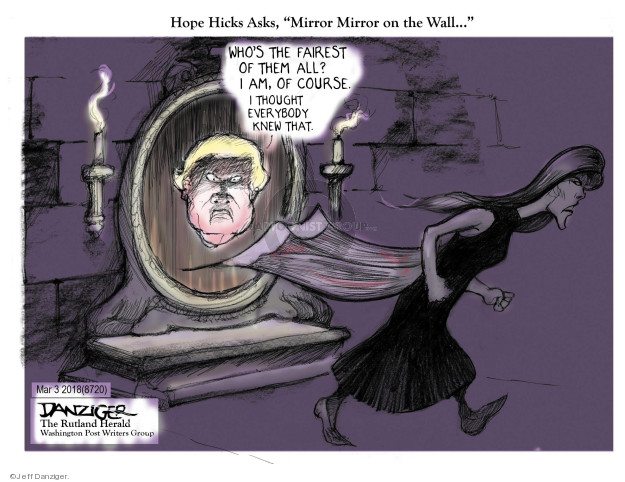 Cartoonist Jeff Danziger  Jeff Danziger's Editorial Cartoons 2018-03-05 director