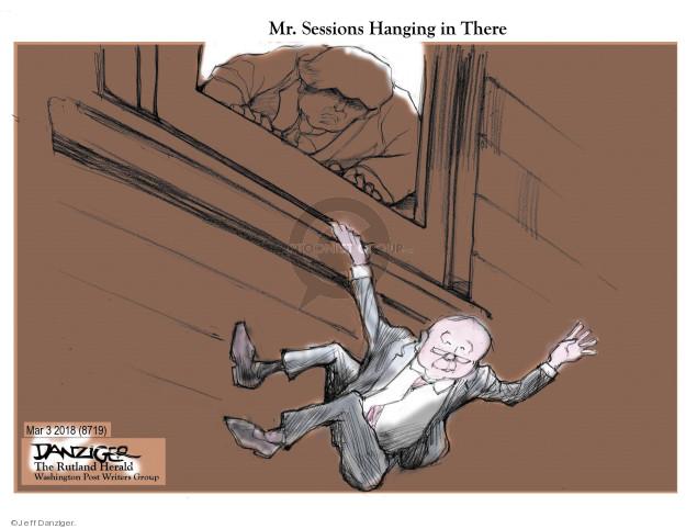 Jeff Danziger  Jeff Danziger's Editorial Cartoons 2018-03-06 Trump administration