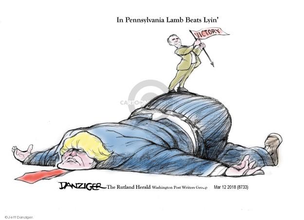 Cartoonist Jeff Danziger  Jeff Danziger's Editorial Cartoons 2018-03-14 beat
