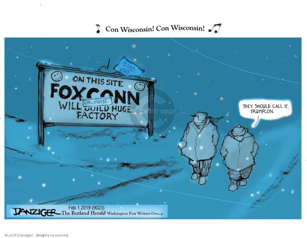 Cartoonist Jeff Danziger  Jeff Danziger's Editorial Cartoons 2019-02-02 job