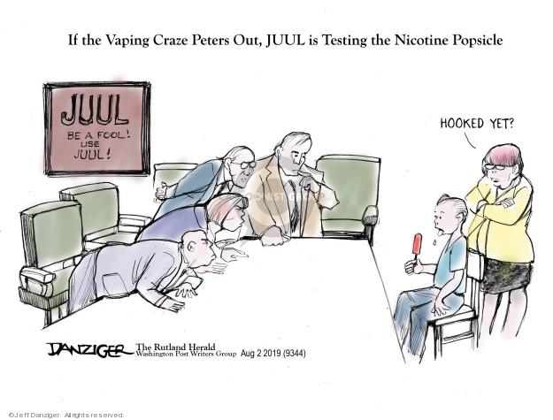 Jeff Danziger  Jeff Danziger's Editorial Cartoons 2019-08-03 yet