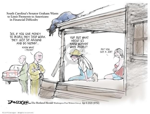 Jeff Danziger  Jeff Danziger's Editorial Cartoons 2020-04-09 Jeff