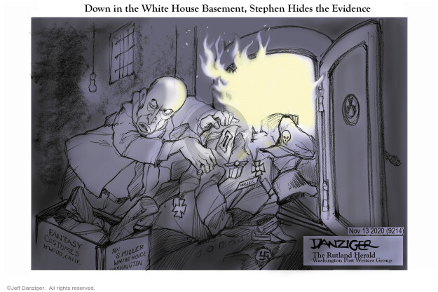 Jeff Danziger  Jeff Danziger's Editorial Cartoons 2020-11-14 result