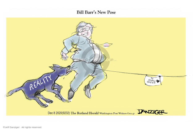 Jeff Danziger  Jeff Danziger's Editorial Cartoons 2020-12-08 result