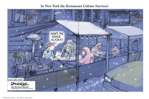 Jeff Danziger  Jeff Danziger's Editorial Cartoons 2021-01-27 health