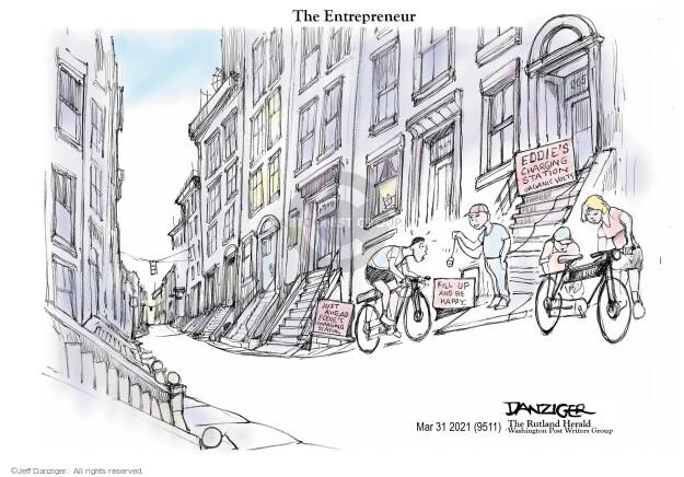Jeff Danziger  Jeff Danziger's Editorial Cartoons 2021-03-31 just