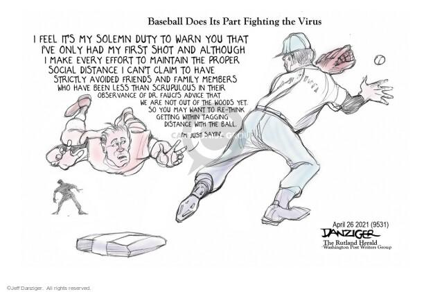Jeff Danziger  Jeff Danziger's Editorial Cartoons 2021-04-26 just