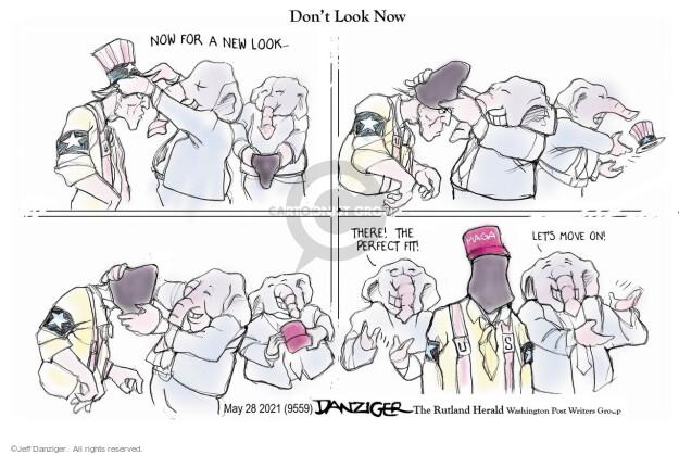 Jeff Danziger  Jeff Danziger's Editorial Cartoons 2021-05-28 new