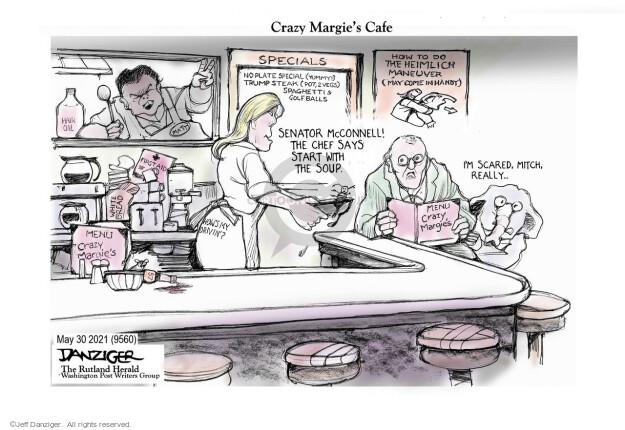 Jeff Danziger  Jeff Danziger's Editorial Cartoons 2021-05-30 republican