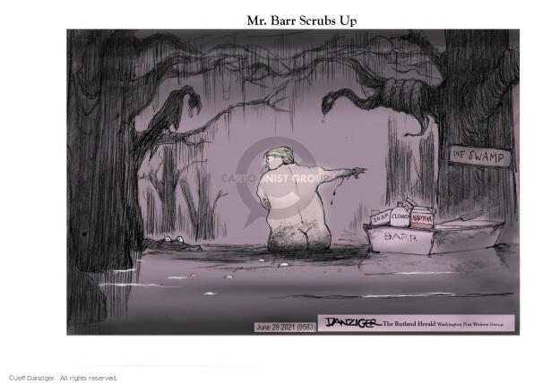 Jeff Danziger  Jeff Danziger's Editorial Cartoons 2021-06-29 justice