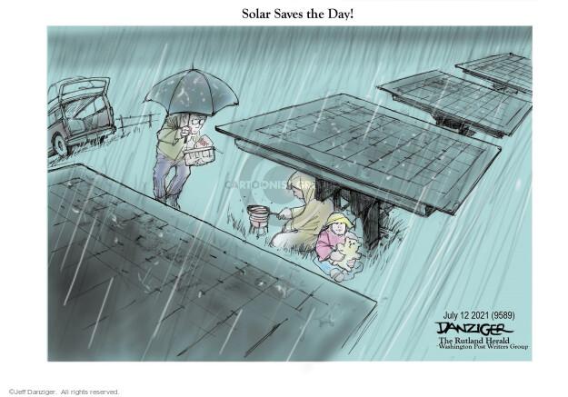Jeff Danziger  Jeff Danziger's Editorial Cartoons 2021-07-11 energy