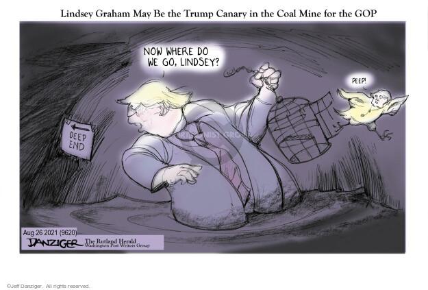 Jeff Danziger  Jeff Danziger's Editorial Cartoons 2021-08-24 republican