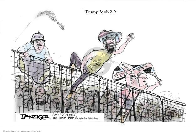 Jeff Danziger  Jeff Danziger's Editorial Cartoons 2021-09-17 Donald