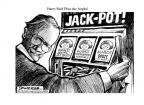 Cartoonist Jeff Danziger  Jeff Danziger's Editorial Cartoons 2010-06-10 social