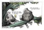 Cartoonist Jeff Danziger  Jeff Danziger's Editorial Cartoons 2010-09-29 science
