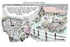 Cartoonist Jeff Danziger  Jeff Danziger's Editorial Cartoons 2010-11-09 body