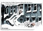 Cartoonist Jeff Danziger  Jeff Danziger's Editorial Cartoons 2010-12-29 New York City