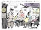Cartoonist Jeff Danziger  Jeff Danziger's Editorial Cartoons 2011-07-10 else