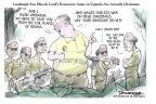 Cartoonist Jeff Danziger  Jeff Danziger's Editorial Cartoons 2011-10-18 loot