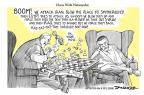 Cartoonist Jeff Danziger  Jeff Danziger's Editorial Cartoons 2012-03-06 place