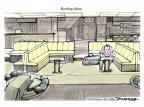 Cartoonist Jeff Danziger  Jeff Danziger's Editorial Cartoons 2012-04-05 2012 primary