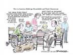Cartoonist Jeff Danziger  Jeff Danziger's Editorial Cartoons 2012-04-17 baseball