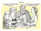 Cartoonist Jeff Danziger  Jeff Danziger's Editorial Cartoons 2012-08-28 2012 political convention