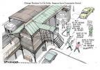 Cartoonist Jeff Danziger  Jeff Danziger's Editorial Cartoons 2012-09-12 Chicago
