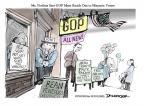 Cartoonist Jeff Danziger  Jeff Danziger's Editorial Cartoons 2013-03-28 committee