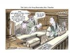 Cartoonist Jeff Danziger  Jeff Danziger's Editorial Cartoons 2013-04-08 bartender