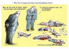 Cartoonist Jeff Danziger  Jeff Danziger's Editorial Cartoons 2013-04-15 dead