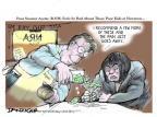 Cartoonist Jeff Danziger  Jeff Danziger's Editorial Cartoons 2013-05-01 feel