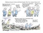 Cartoonist Jeff Danziger  Jeff Danziger's Editorial Cartoons 2013-05-24 liberal