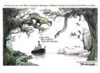 Cartoonist Jeff Danziger  Jeff Danziger's Editorial Cartoons 2013-05-26 lower