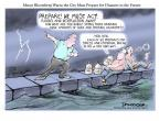 Cartoonist Jeff Danziger  Jeff Danziger's Editorial Cartoons 2013-06-16 beverage