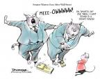 Cartoonist Jeff Danziger  Jeff Danziger's Editorial Cartoons 2013-07-16 investment