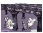 Cartoonist Jeff Danziger  Jeff Danziger's Editorial Cartoons 2013-07-28 health care repeal