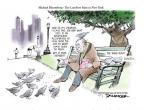 Cartoonist Jeff Danziger  Jeff Danziger's Editorial Cartoons 2013-09-23 feel