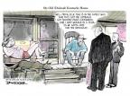 Jeff Danziger  Jeff Danziger's Editorial Cartoons 2013-10-14 Mitch McConnell