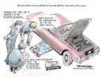 Cartoonist Jeff Danziger  Jeff Danziger's Editorial Cartoons 2013-12-16 Mary
