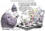 Cartoonist Jeff Danziger  Jeff Danziger's Editorial Cartoons 2014-04-13 when