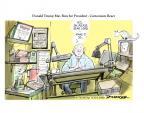 Cartoonist Jeff Danziger  Jeff Danziger's Editorial Cartoons 2014-04-14 cartoonist