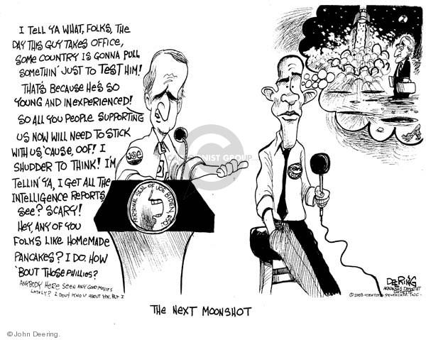 John Deering  John Deering's Editorial Cartoons 2008-10-22 Joe Biden