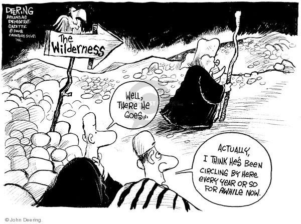 John Deering  John Deering's Editorial Cartoons 2008-11-07 republican