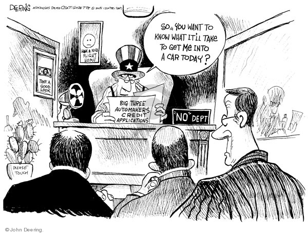 John Deering  John Deering's Editorial Cartoons 2008-11-20 Congress