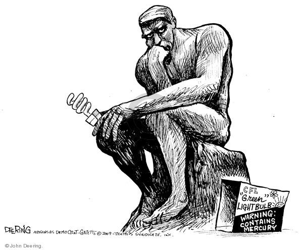 Cartoonist John Deering  John Deering's Editorial Cartoons 2009-01-08 John