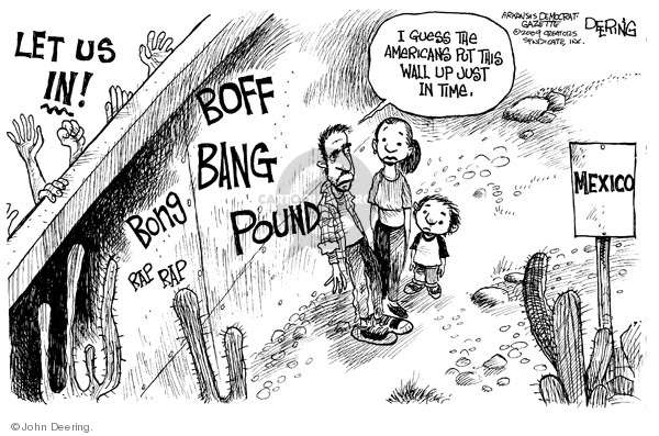 John Deering  John Deering's Editorial Cartoons 2009-01-28 United States