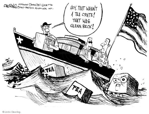 Cartoonist John Deering  John Deering's Editorial Cartoons 2009-04-17 television program