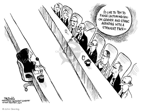 John Deering  John Deering's Editorial Cartoons 2009-07-15 supreme court justice