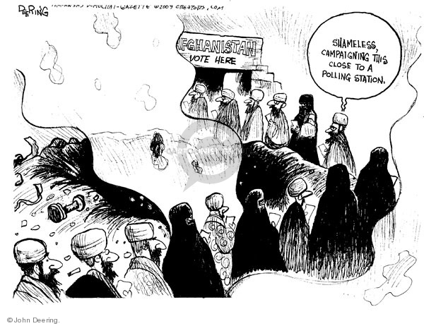 John Deering  John Deering's Editorial Cartoons 2009-08-24 2009